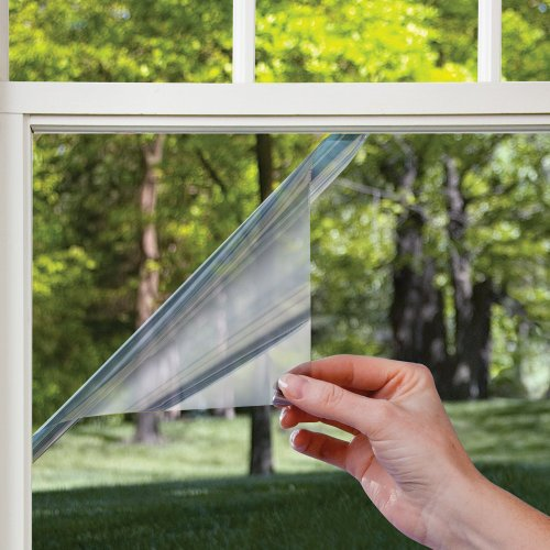Gila 10386589 Platinum Heat Control Peel and Cling Window Film